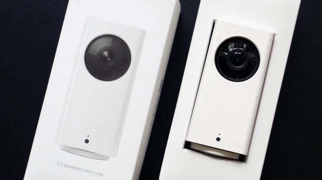 Xiaomi dafang 1080P another Low Cost Surveillance Camera
