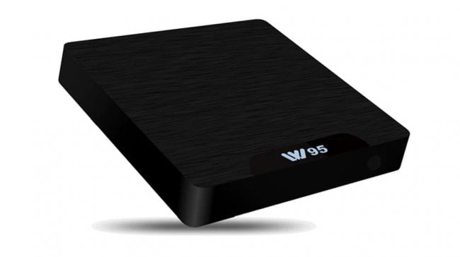 NEW FIRMWARE: W95 TV-Box with S905W SoC (704N0) | AndroidPCtv
