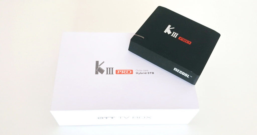 REVIEW: Mecool KIII PRO, dual tuner, 3GB RAM and SoC Amlogic S912