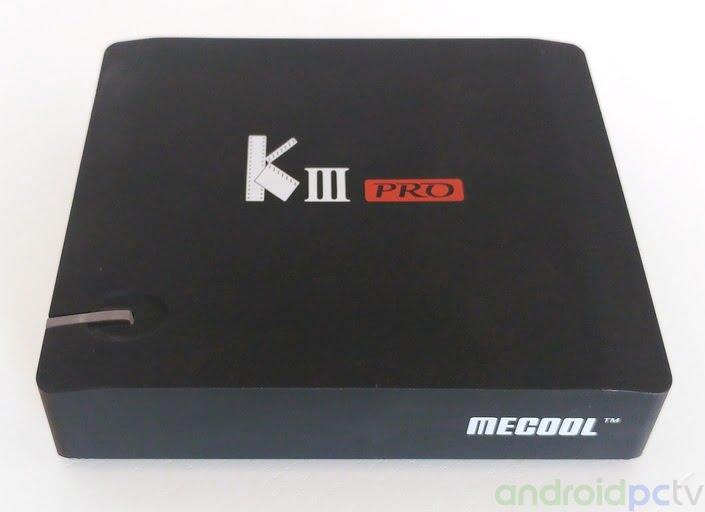REVIEW: Mecool KIII PRO, dual tuner, 3GB RAM and SoC Amlogic S912