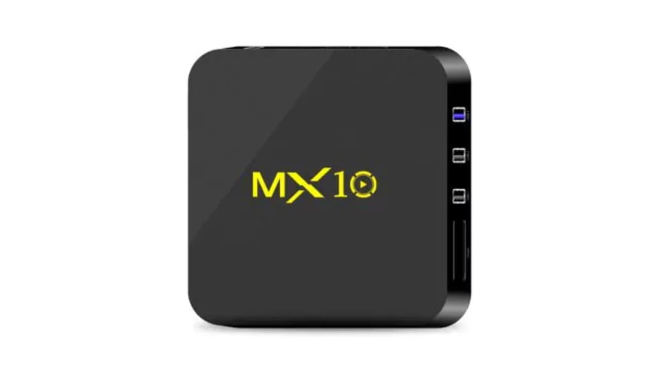 FIRMWARE: Android 9 0 for the TV-Box MX10 with RK3228 SoC