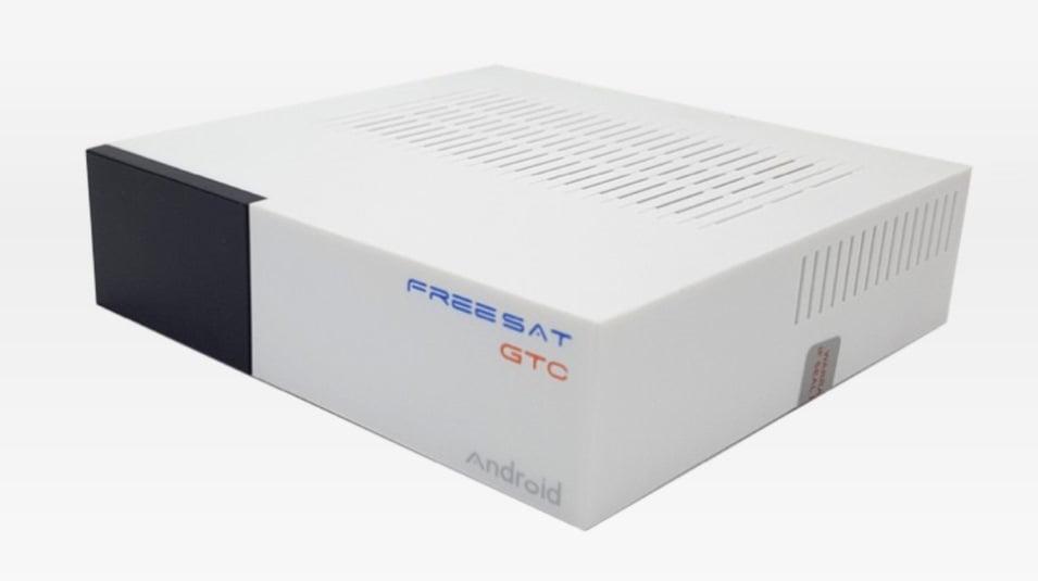 Freesat GTC, Amlogic S905D Quad core SoC and quad tuner | AndroidPCtv