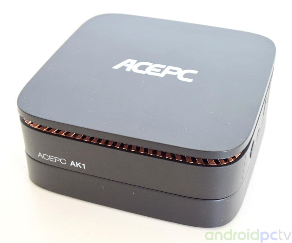 REVIEW: ACEPC AK1 a compact mini PC with Intel Celeron J3455