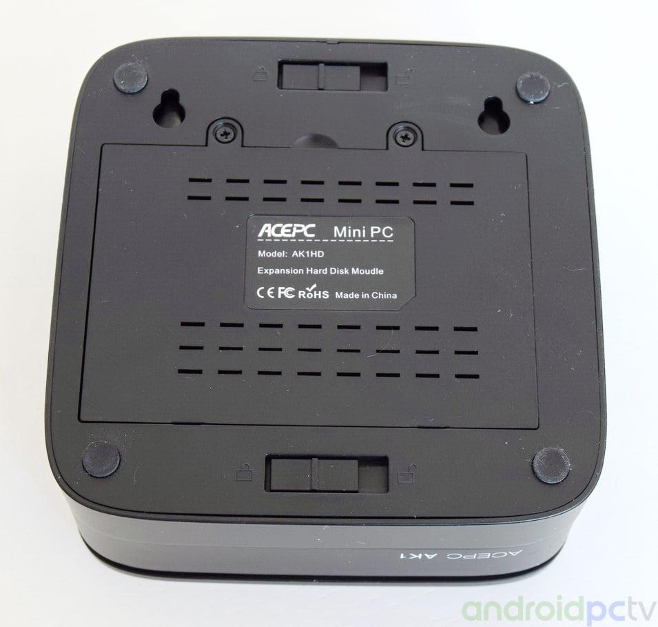 REVIEW: ACEPC AK1 a compact mini PC with Intel Celeron J3455 and 2 5