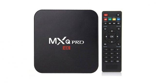 FIRMWARE: MXQ PRO TV-Box with Amlogic S905W SoC (12-18-2017