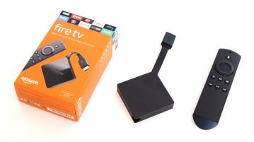 Amazon Fire TV 3