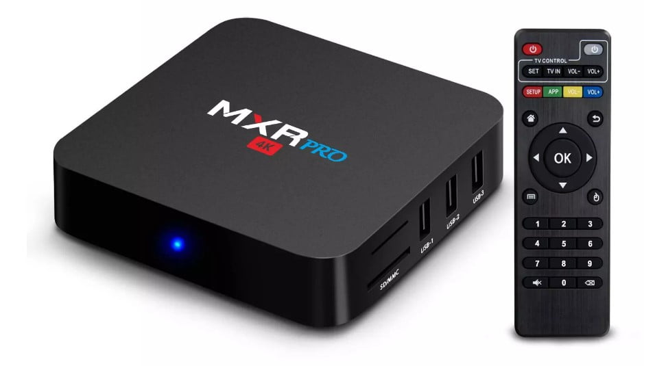 FIRMWARE: Android 7 1 2 for the TV-Box MXR PRO (09-21-2017