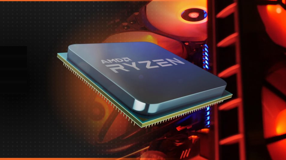 AMD exhibits at CES its new Zen+ CPU and Ryzen APU with VEGA