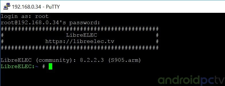 TUTORIAL: LibreELEC a quick installation guide for the TV