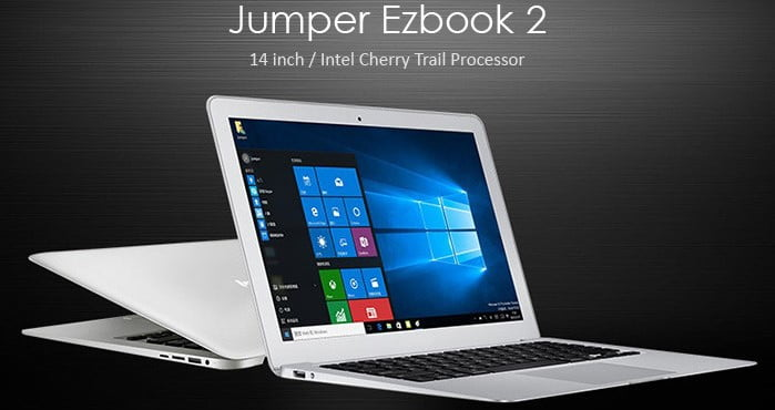 Deal Jumper Ezbook 2 A 14 Inch Ultrabook With 4 Gb Of Ram Only For
