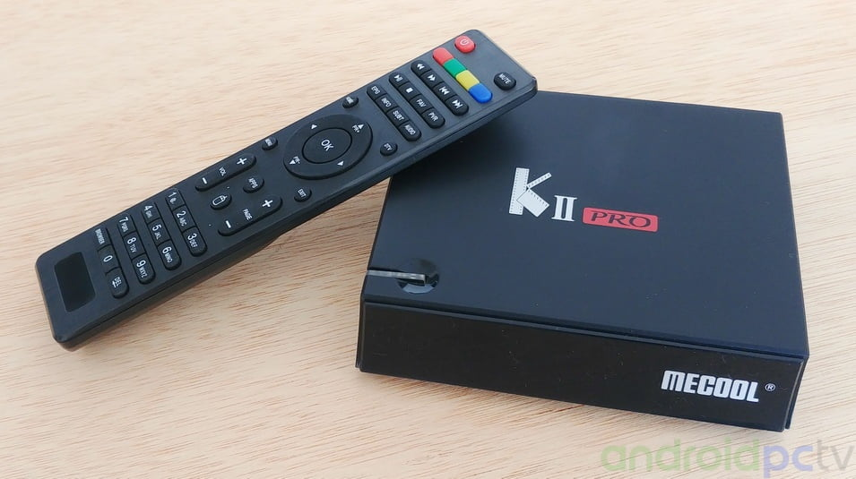 REVIEW: Mecool KII PRO a Android TV-Box with DVB-T2, S2 and