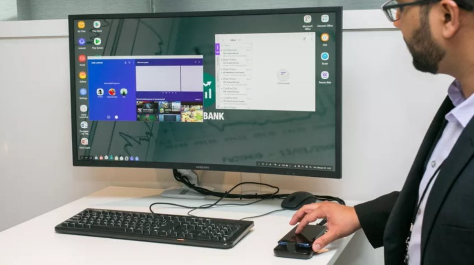 Samsung DeX Pad already available to turn your Galaxy into a