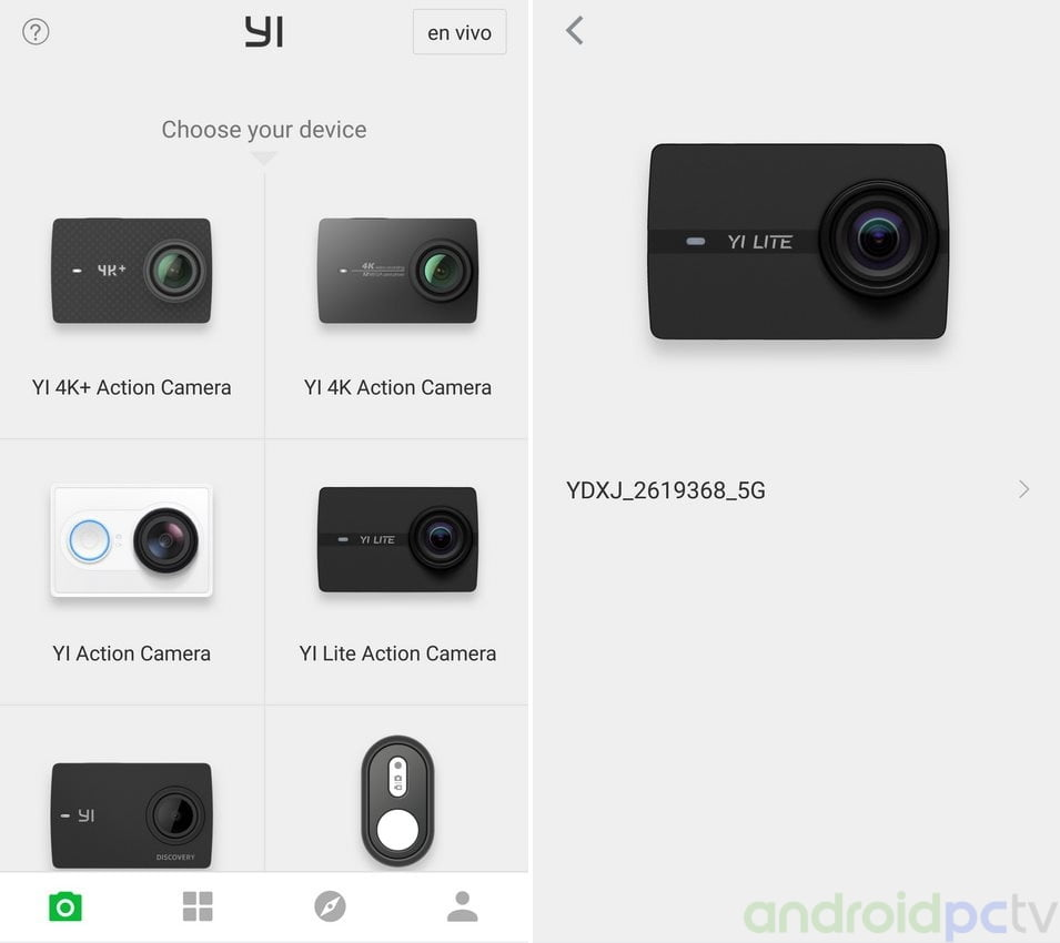 REVIEW: Yi Lite Action Camera with 4K support | AndroidPCtv