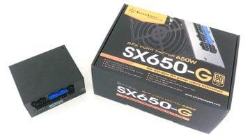 SilverStone SX650-G
