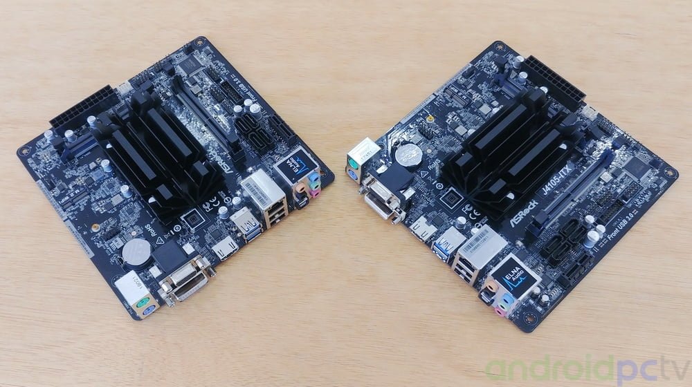 REVIEW: ASRock J5005-ITX and J4105-ITX, Intel Gemini Lake fanless