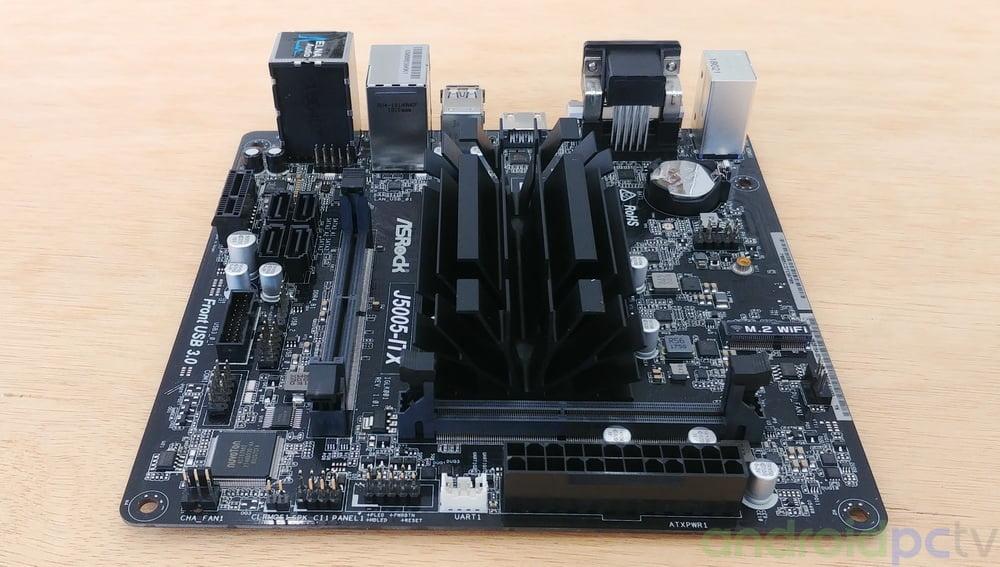 REVIEW: ASRock J5005-ITX and J4105-ITX, Intel Gemini Lake fanless
