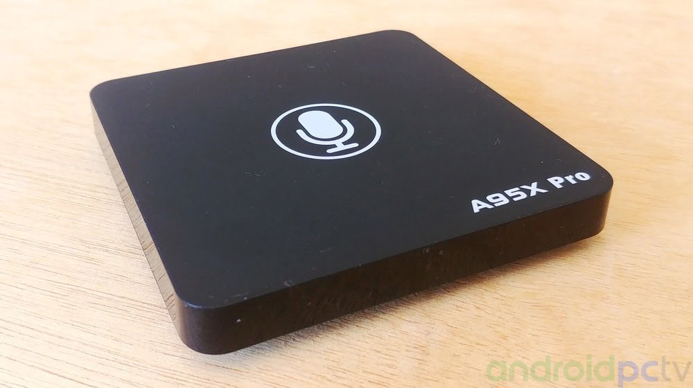 REVIEW: Nexbox A95X Pro with S905W SoC and Android TV | AndroidPCtv