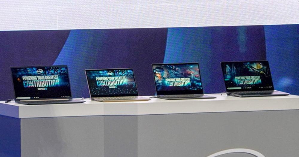 Intel introduces its new Whiskey Lake-U and Amber Lake-Y
