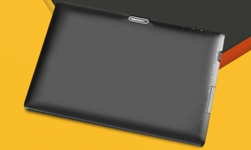 Bigogo P1006 – 6 a new 10 1 inch Low Cost tablet with SoC Allwinner