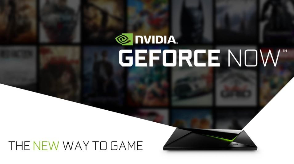 NVidia Shield activates the new GeForce Now BETA with the