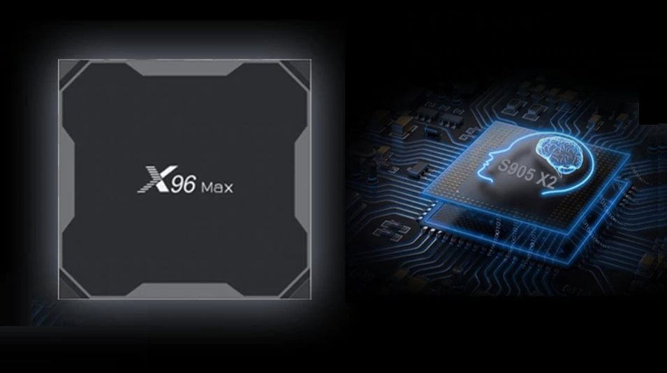 FIRMWARE: X96 MAX with Amlogic S905X2 SoC (12-19-2018