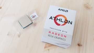 AMD Athlon 200GE _