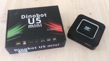 Dinobot U5 Mini_