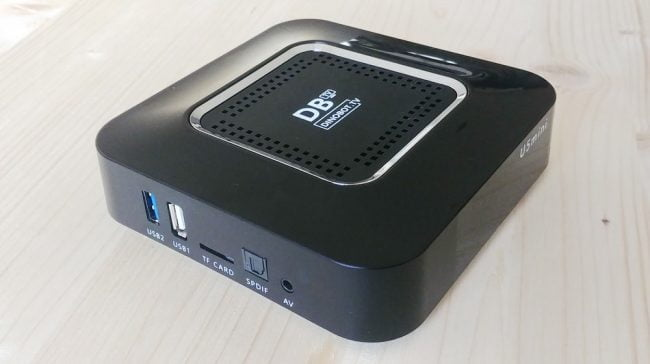 REVIEW: Dinobot U5 Mini with Android TV, Enigma 2, Dual Tuner and