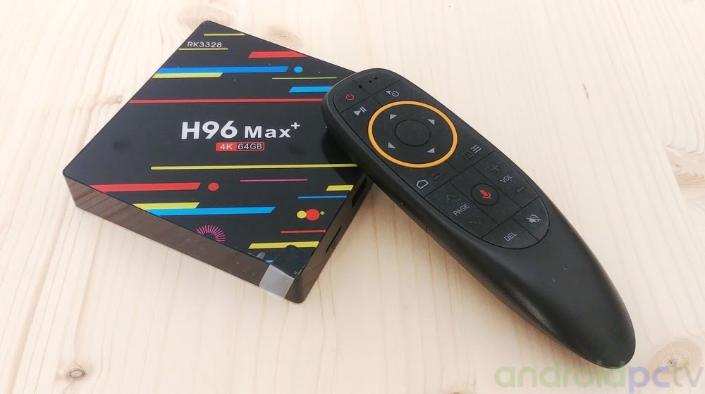 REVIEW: H96 Max Plus, RK3328 SoC, 4GB of RAM and Android 8 1