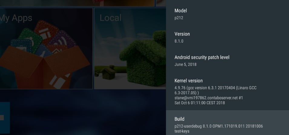 Android 8 1 Oreo arrives at Amlogic S905X SoC | AndroidPCtv