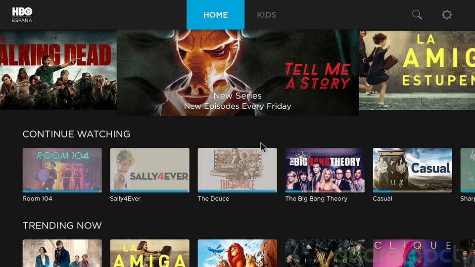 HBO Nordic app now available for Android TV devices