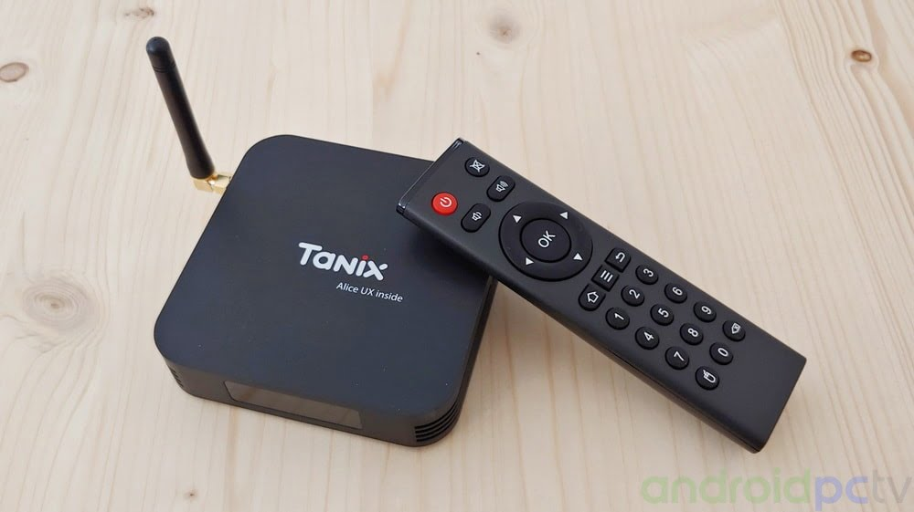 REVIEW: Tanix TX6 with Allwinner H6 SoC and 4GB of RAM