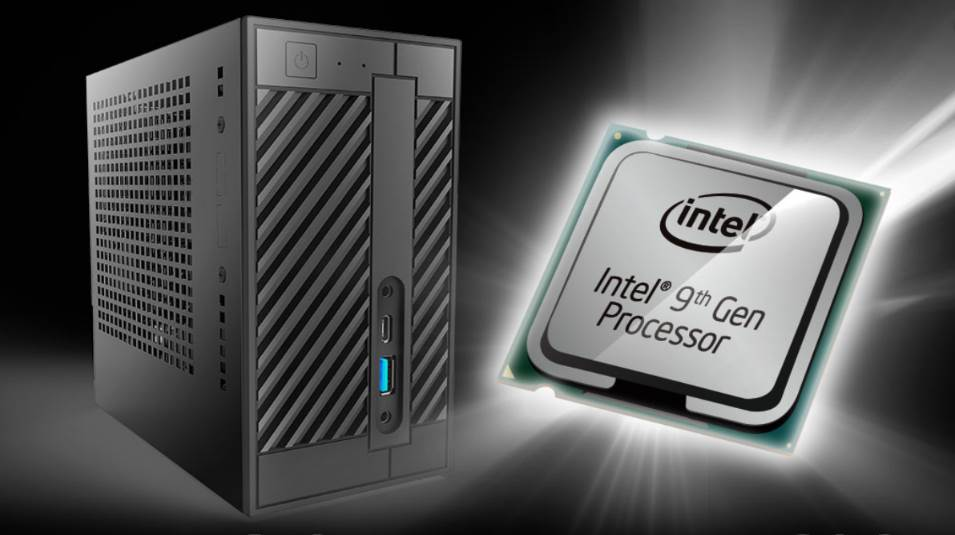 ASRock DeskMini 310 is updated with support for Intel