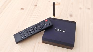 TANIX TX5 MAX_