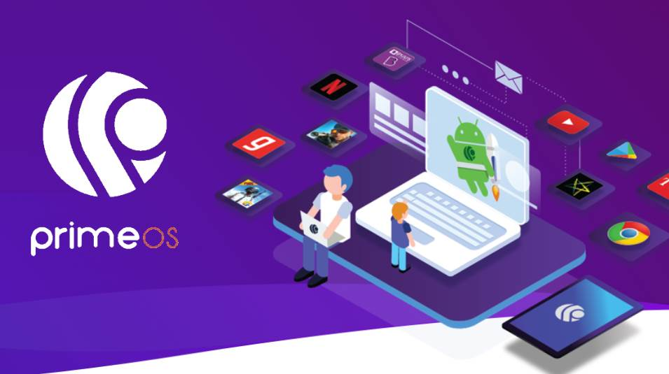 TUTORIAL: PrimeOS how to install Android on your PC