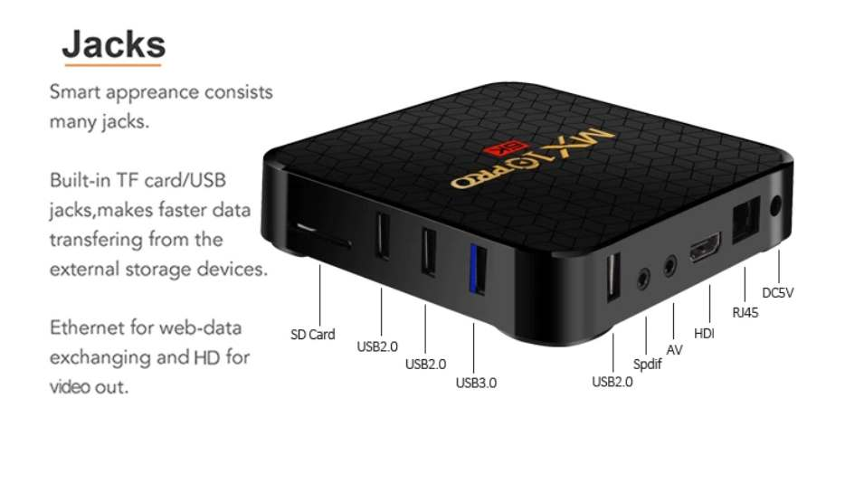 MX10 Pro 6K another basic box with Allwinner H6 SoC | AndroidPCtv