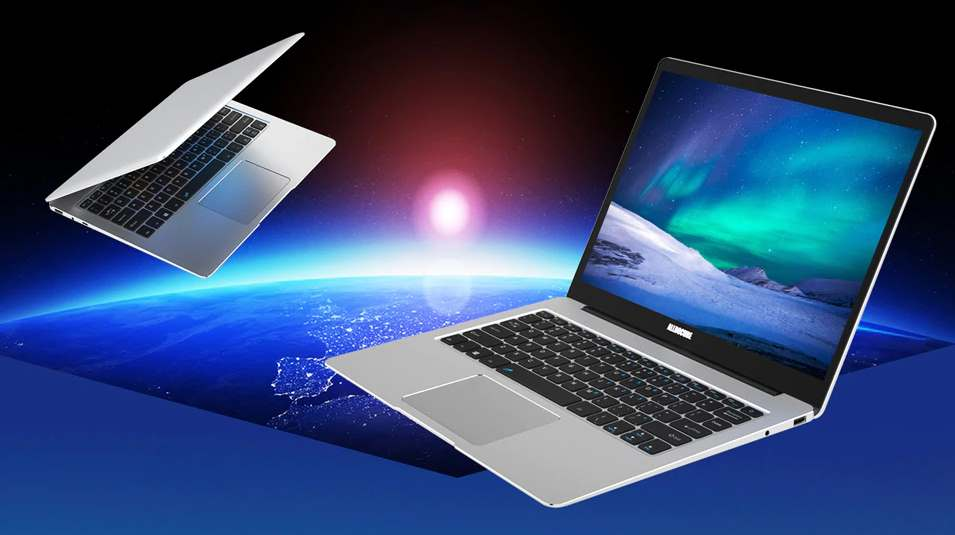 ALLDOCUBE Kbook an elegant ultrabook fanless with 2K screen