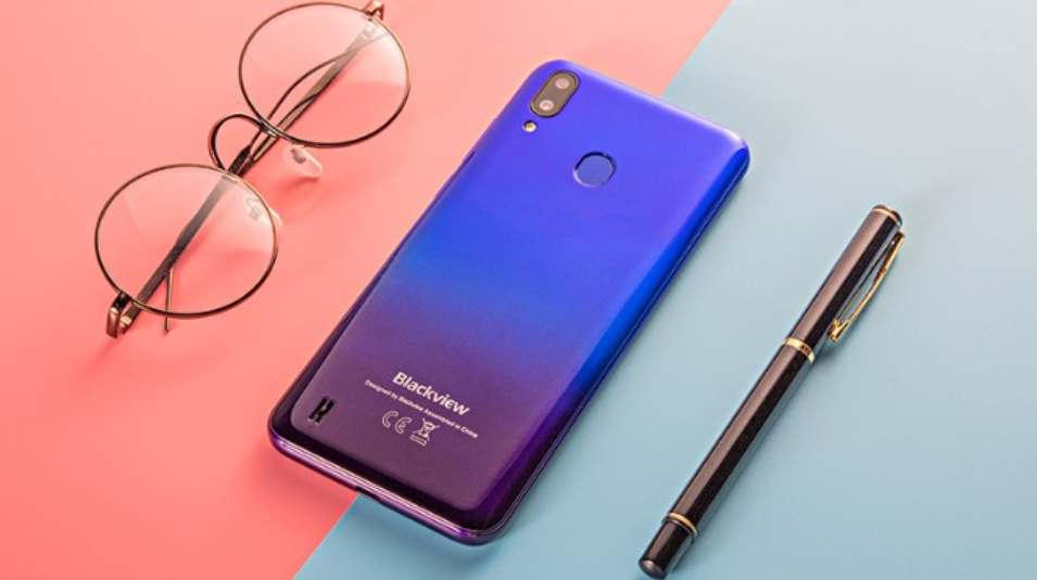 Blackview A60 Pro, 6 inches, 3GB of RAM and 4080mha battery for only