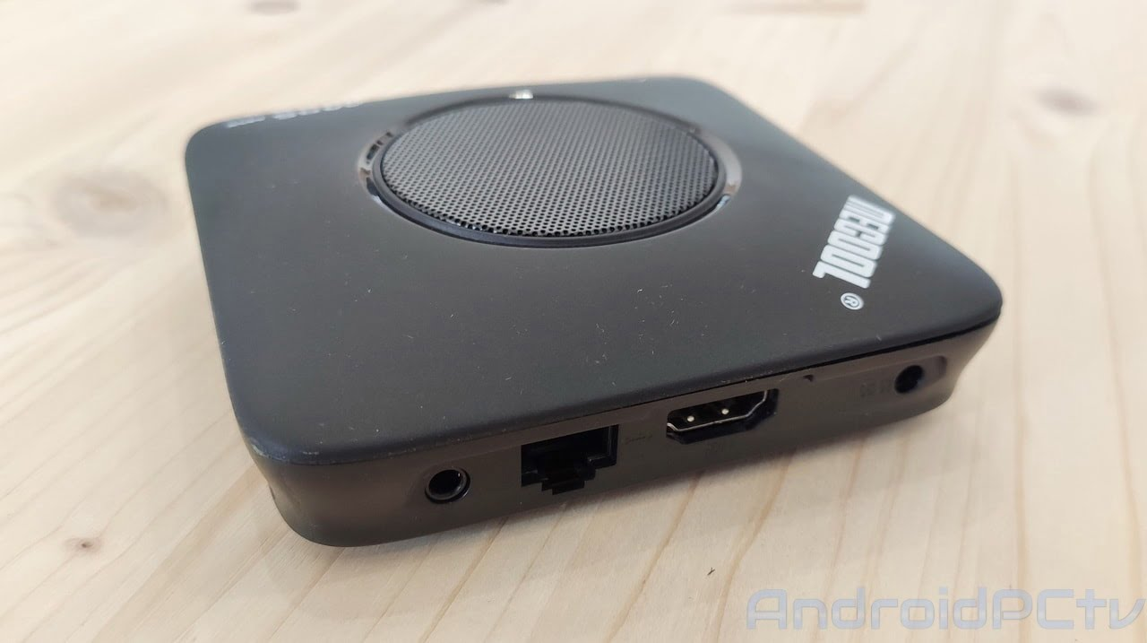 Review Mecool M8s Max A Tv Box With Integrated Fan