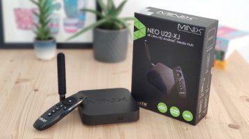 MINIX NEO U22-XJ