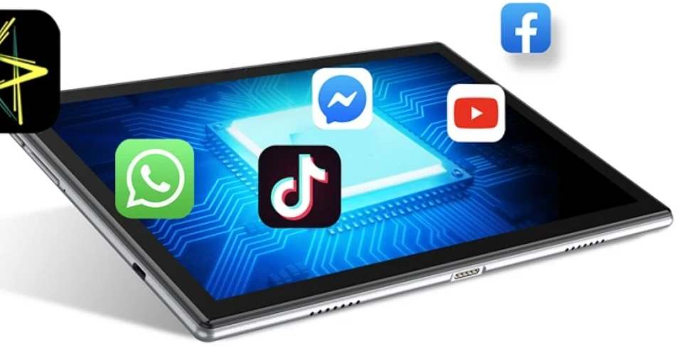 Blackview TAB 8 a new 10.1 inch with Android 10 on launch offer |  AndroidPCtv